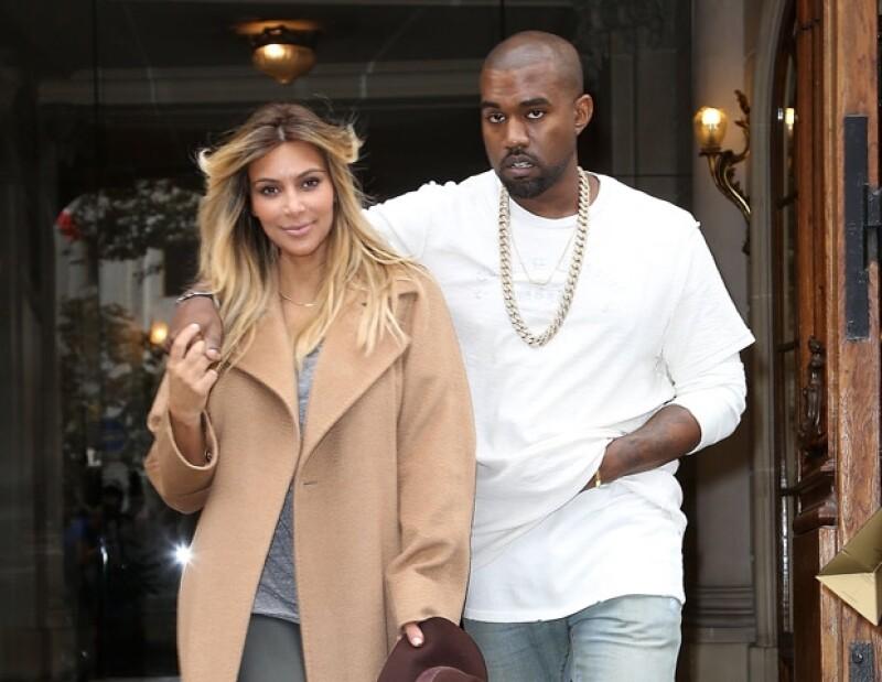 Kim y Kanye todavía no tienen fecha para su boda.