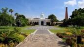 Hacienda el Centenario ofrece belleza arquitectónica, jardines, patios, fuentes y terrazas.