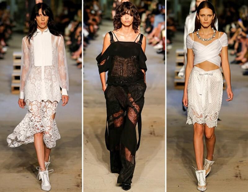 Givenchy presentó por primera vez en Nueva York en 63 años.