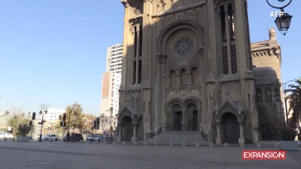 La justicia chilena allana 4 obispados en búsqueda de pruebas por casos de abuso