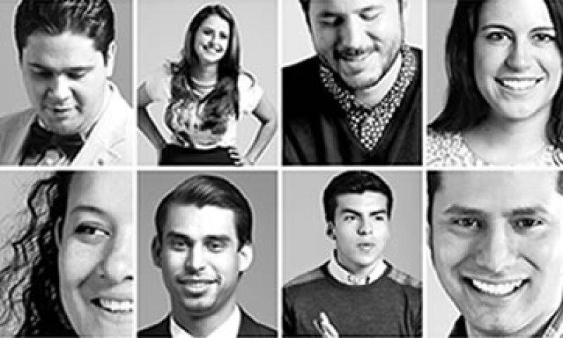 A través de un editor's choice, Expansión eligió a las 30 Promesas. (Foto: Ana Blumenkron, Jesús Almazán, Marco Ramírez, Duilio Rodríguez / Expansión)