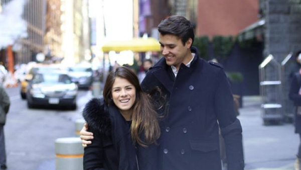 Paulina Peña y Fernando Tena