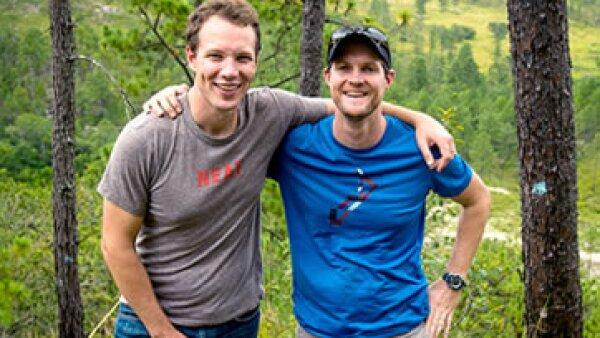 Will (izquierda) y Chris Haughey desean construir un imperio de juguetes y ya consiguió una ronda de varios millones de dólares de financiamiento.  (Foto:CNNMoney)