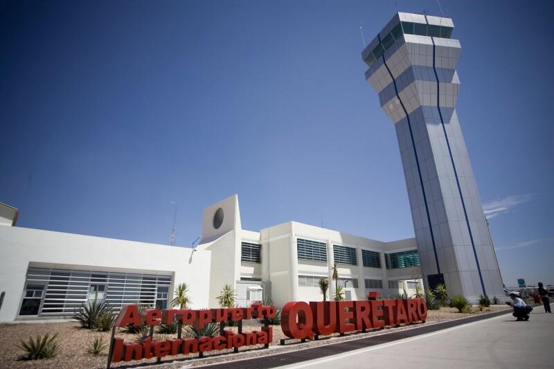 Aeropuerto Querétaro