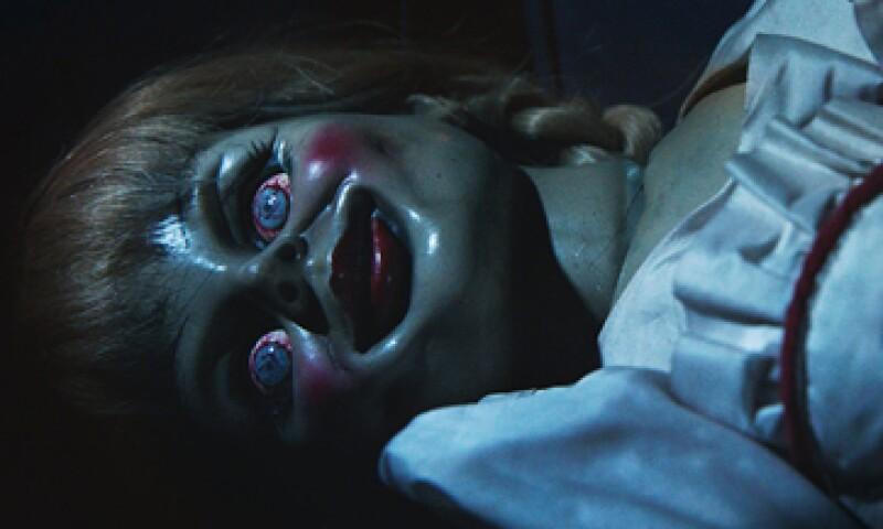 Annabelle está basada en la historia real de una muñeca poseída que fue encontrada por los investigadores paranormales Ed y Lorraine Warren. (Foto: Reuters )