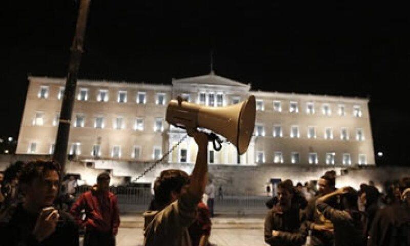 Grecia no pudo definir un presidente, por lo que habrá elecciones parlamentarias anticipadas. (Foto: Reuters )