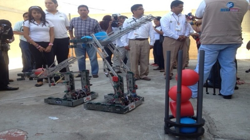 robots veracruz