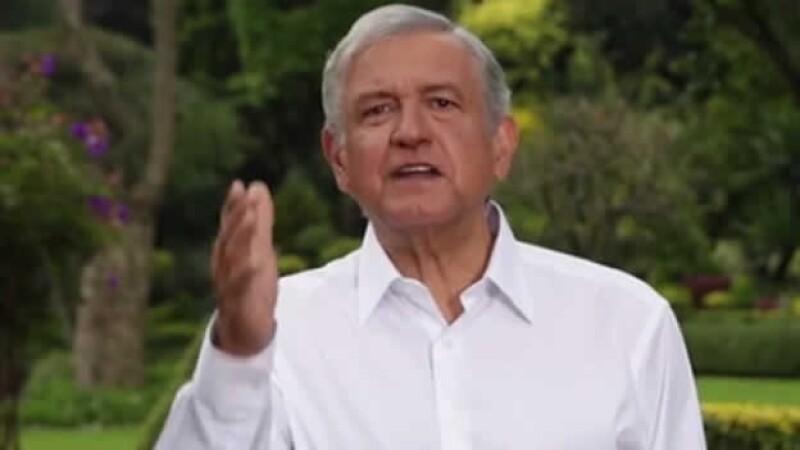 Andres Manuel Lopez Obrador, spot, morena, primer, video