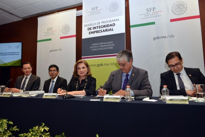Pacto contra la corrupción