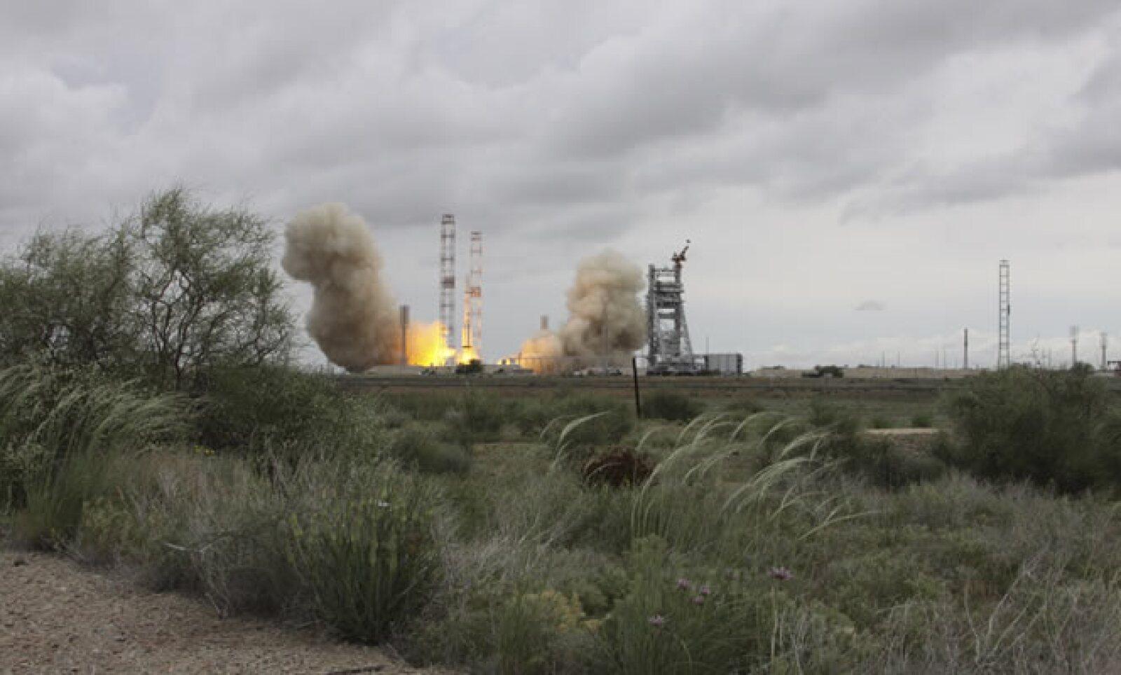 Las fallas serán investigadas por una comisión integrada por especialistas y la empresa propietaria y responsable del lanzamiento, International Launch Services.