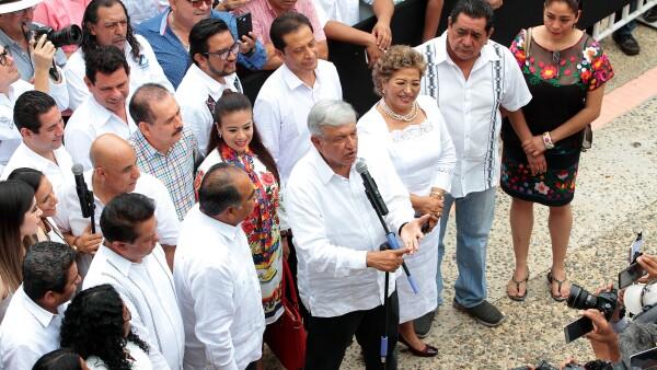 López Obrador Acapulco