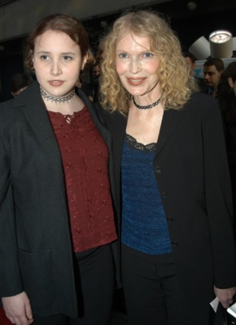 """El cineasta calificó de """"falso y vergonzoso"""" el artículo de Dylan Farrow donde asegura que Allen abusó de ella cuando tenía siete años."""