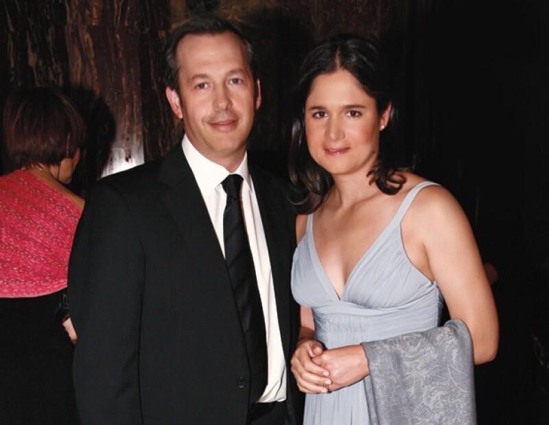 La deportista anunció su retiro del golf profesional a los cuatro meses de haberse casado con Andrés Conesa, director de Aeroméxico. Y ahora cumple uno de sus sueños más grandes: convertirse en madre.