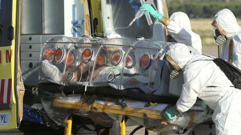 sacerdote ébola España Miguel Pajares