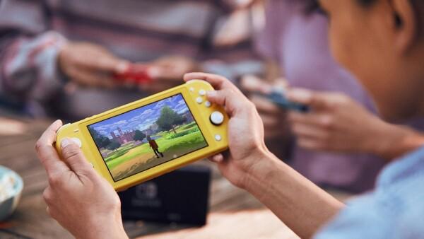 La nueva consola de Nintendo