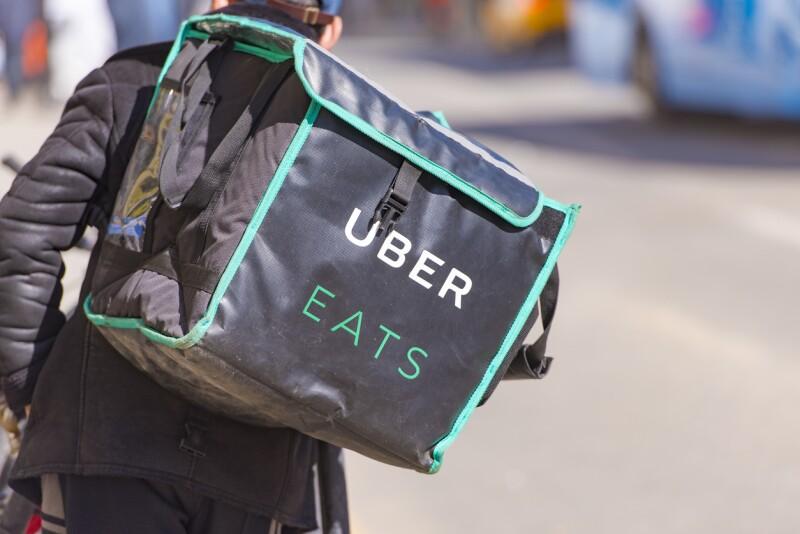 Uber Eats Plus