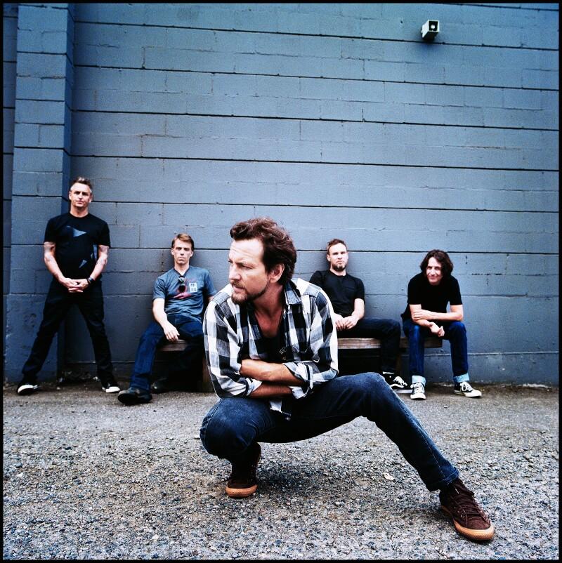 Pearl Jam (Foto: David Clinch)