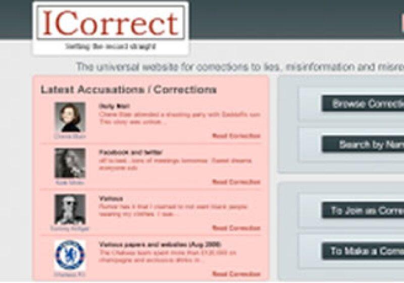 iCorrect revisará si las correcciones publicadas en el sitio son o no ciertas. (Foto: Fortune)