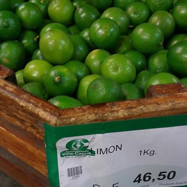 Las distintas tasas para el dólar en Venezuela hacen difícil saber si el limón