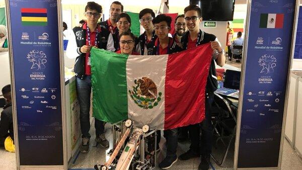 Team México robótica