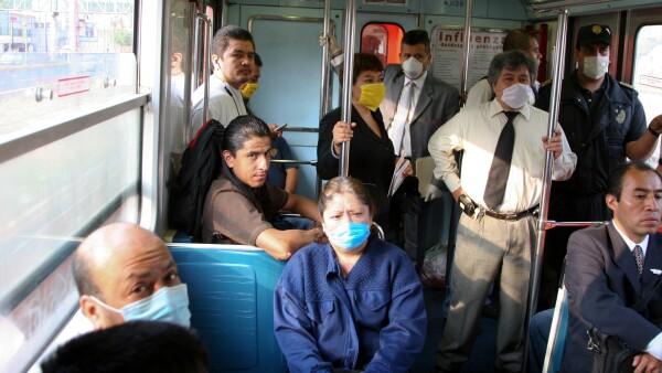 bacterias metro cdmx