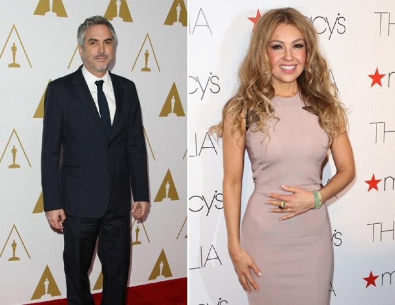 La popular cantante destaca la mención que el cineasta hizo a su madre durante el discurso de agradecimiento en la ceremonia de los premios Oscar.