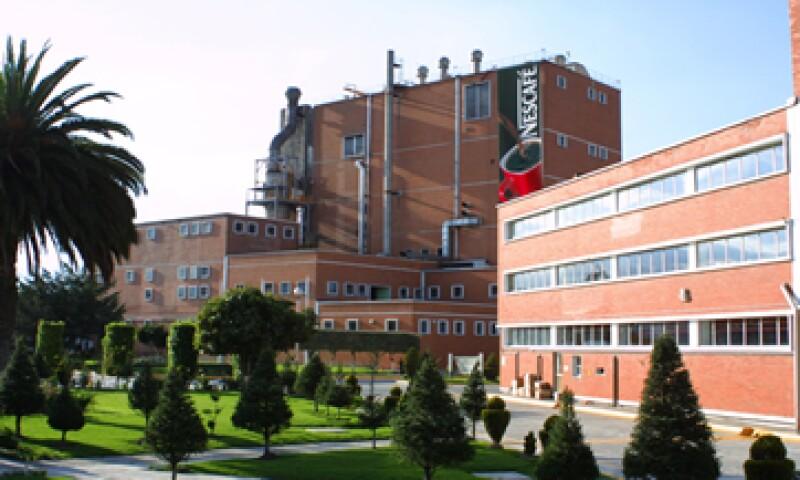La trasnacional abrirá a finales de este año la fábrica de café soluble más grande del mundo en Toluca, Estado de México.  (Foto: Cortesía de Grupo Nestlé México)