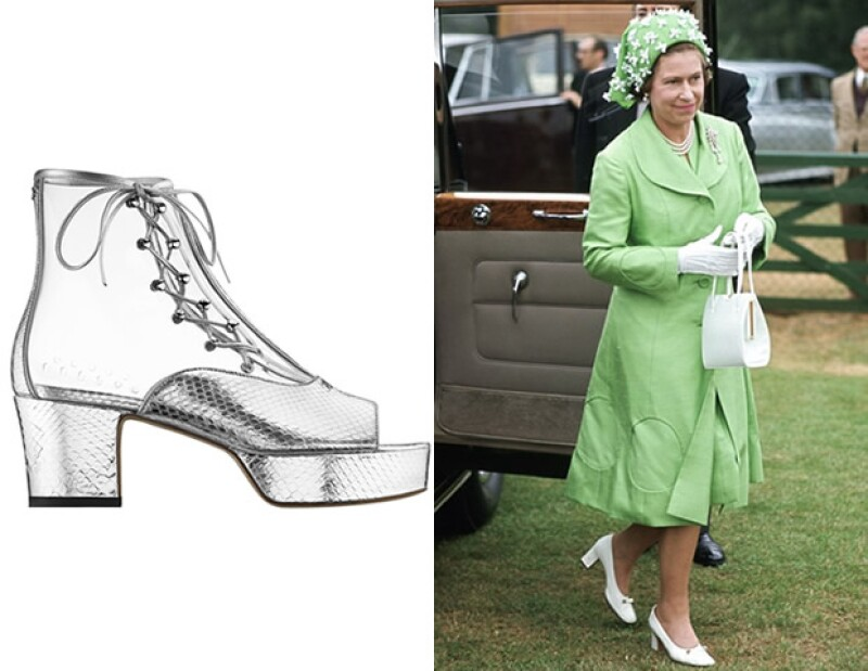 Se ha dicho que la cabeza de la Casa Real Inglesa no se interesa por la moda; aun así es un ícono de estilo y hoy, en su cumpleaños, comprobamos que no sólo sabe, pero impone en moda.