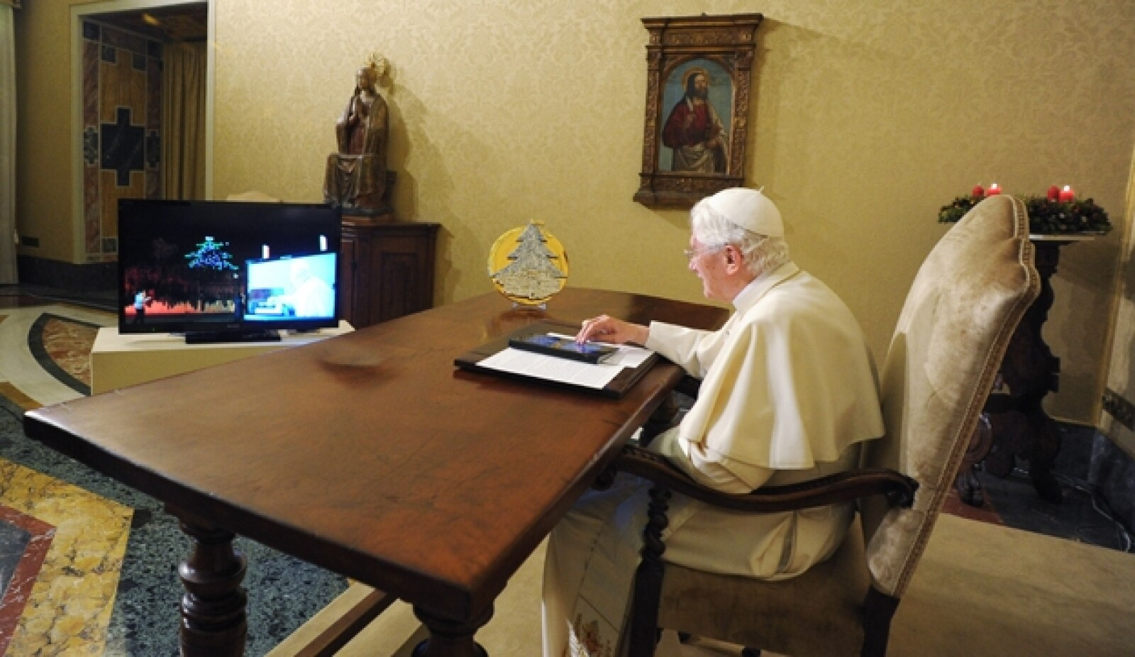 Benedicto XVI papado 15