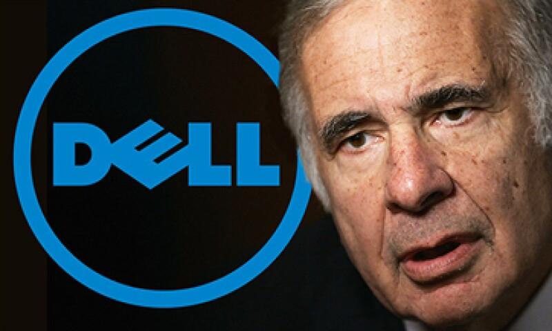 La mitad de los 50 fondos de cobertura más grandes del mundo siguieron el ejemplo de Carl Icahn al ampliar su participación en Dell. (Foto: Cortesía de CNNMoney)