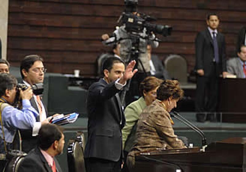 El titular del Trabajo, Javier Lozano, deberá acudir nuevamente a San Lázaro. (Foto: Notimex)