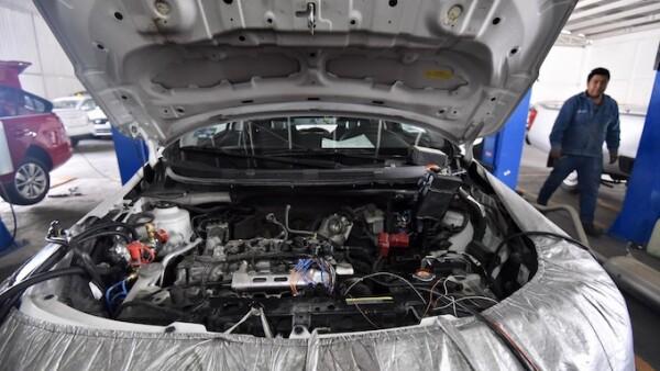 Gas natural vehicular 7