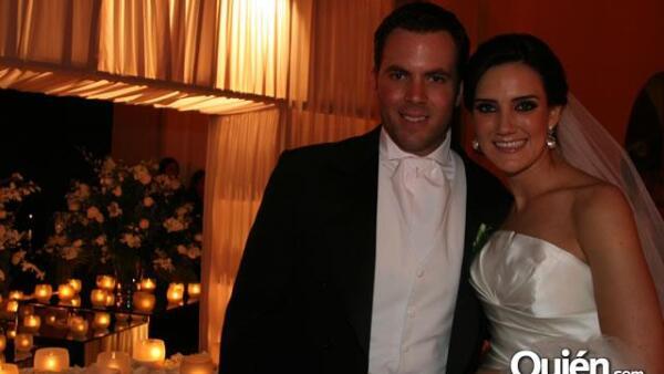Boda Ana Sainz Salmán y Eduardo Hermosillo López