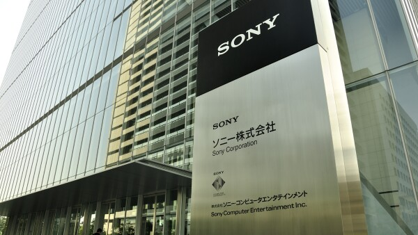 Sony Office Plaque