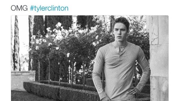 La verdadera estrella en la campaña de la candidata demócrata es su sobrino, un guapo modelo de 22 años que está causando locura en Internet.