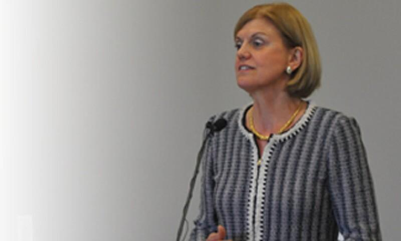 Sandra Pianalto entró a la Fed de Cleveland en 1983. (Foto tomada de clevelandfed.org)