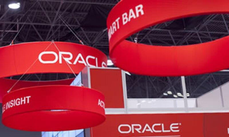 Las acciones de Oracle cerraron este martes con un alza de 1.14% a 30.10 dólares. (Foto: AP)