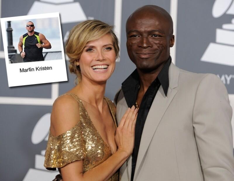 Durante el programa de televisión 'Katie Couric&#39s´, el ex ángel de Victoria´s Secret dijo que ha encontrado el amor en los brazos de su empleado, Martin Kristen.