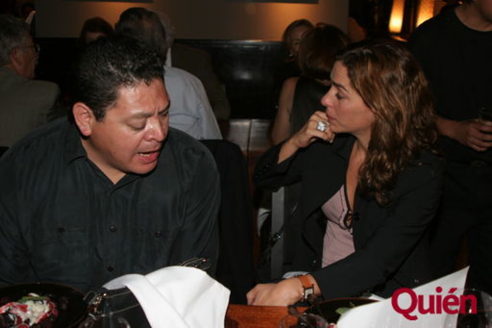 Jaime, Laura Caraza