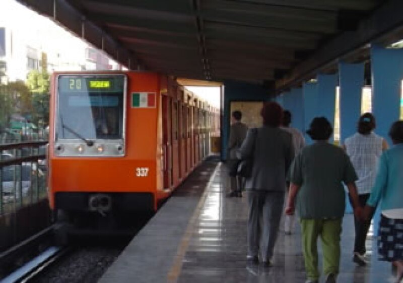 El metro de la Ciudad de México aumentará sus rutas. (Foto: Cortesía SXC)
