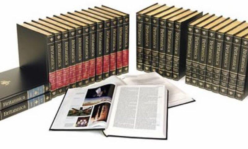 Los revendedores ya piden más de 3,200 dólares por la enciclopedia en su edición 2010. (Foto: AP)