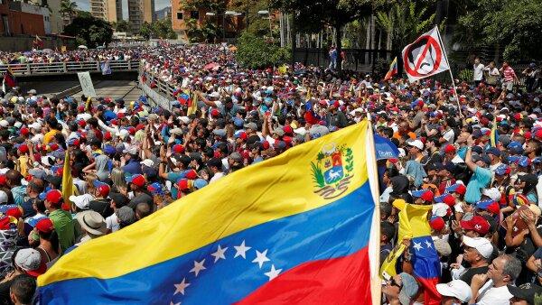 Una nueva Venezuela.