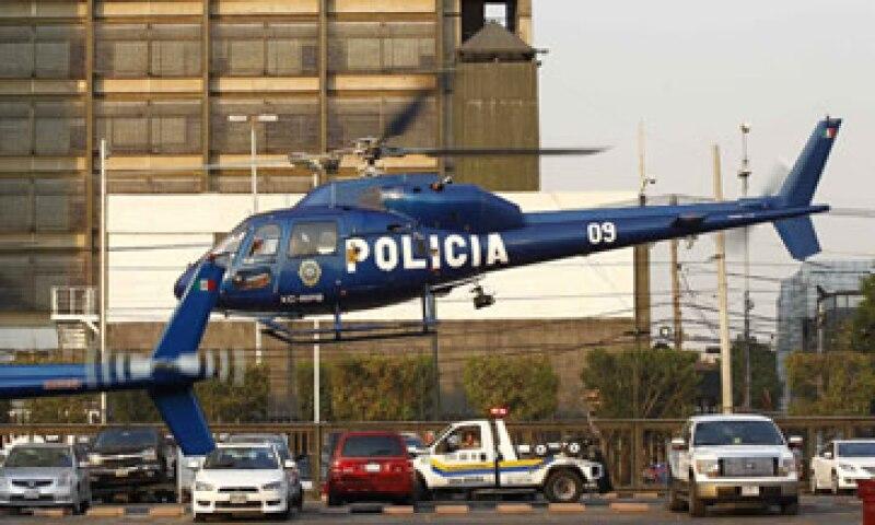 Los heridos han sido trasladados a los hospitales de Pemex, la Cruz Roja de Polanco y Ángeles del Pedregal. (Foto: Notimex)
