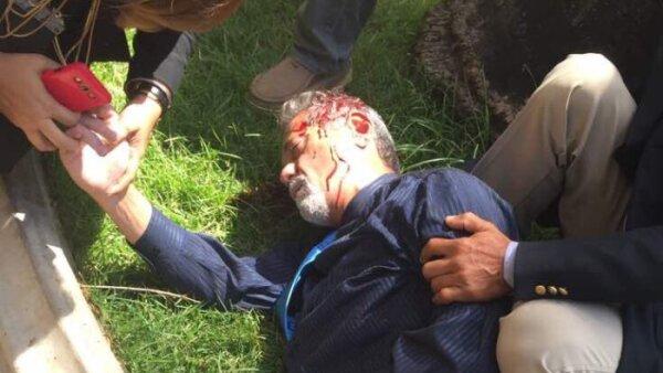 Grupos violentos ingresan al Congreso de Venezuela