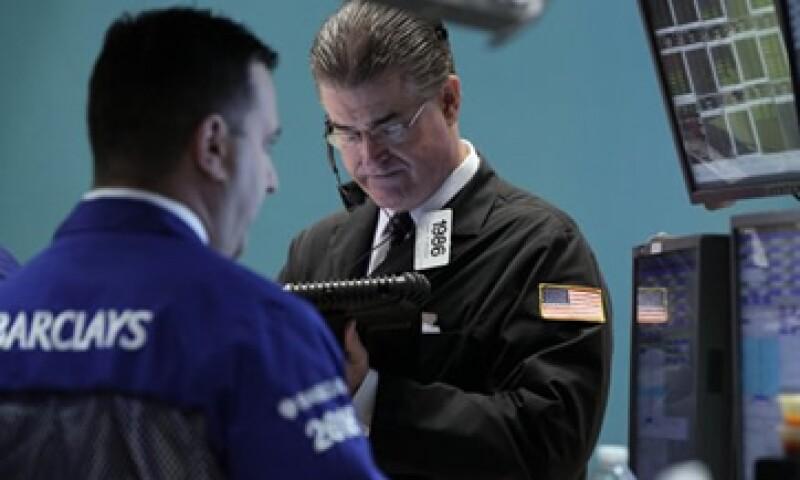Wall Street cerró a la baja este miércoles en línea con la Bolsa mexicana. (Foto: AP)