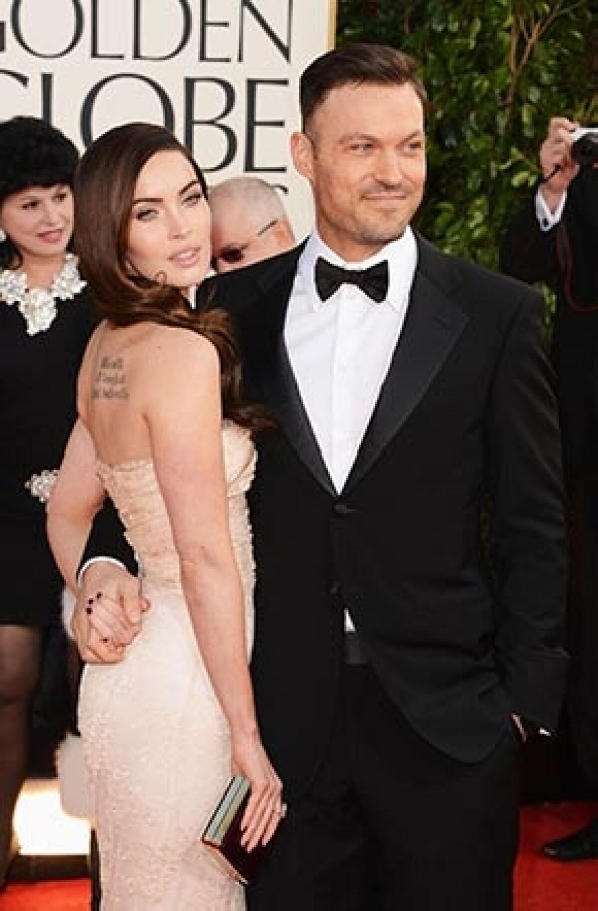 Megan Fox y su marido no tienen sexo
