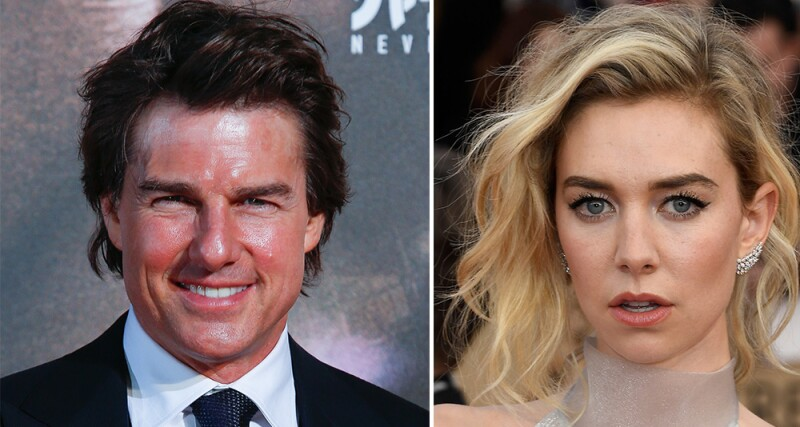 Tom Cruise y Vannesa Kirby