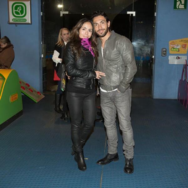 Paola Bernal,Rodrigo Garduño