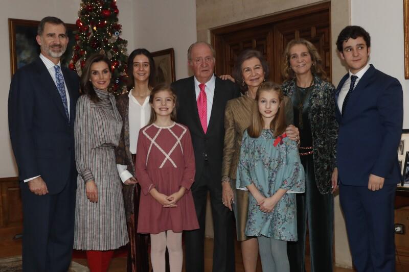 Cumpleaños rey Juan Carlos enero 2018