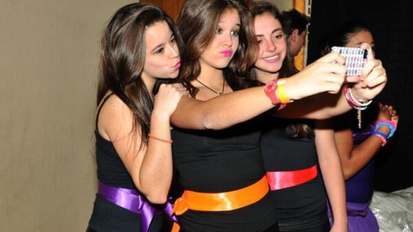 Odette Villarreal, Paulina Prieto y Adri Carro
